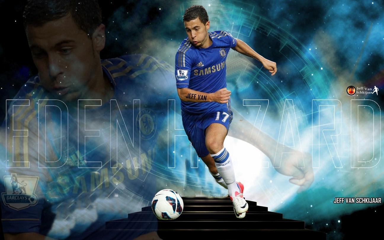 Gambar Hazard Chelsea 2012 2013 Hd Wallpapers