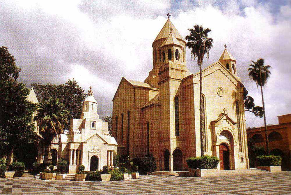 St. Gregory the Illuminator Cathedral, Antelias